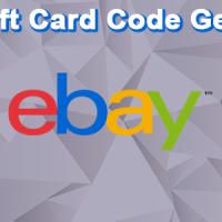 Free eBay Gift Card Code Generator