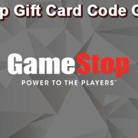 Free GameStop Gift Card Code Generator